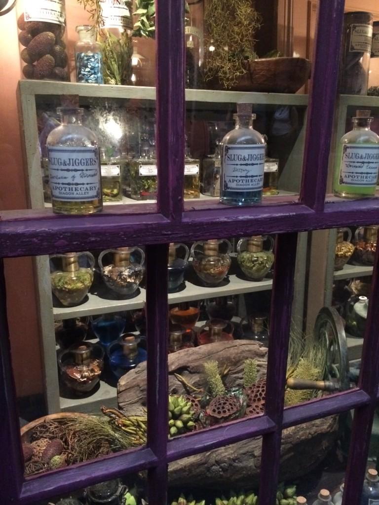 Diagon Alley Shop